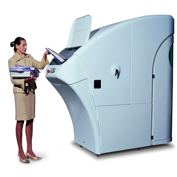 paper shredder company Looking for a new paper shredder these five shredders are ideal for business use, whether you have a home office or a more traditional workspace.